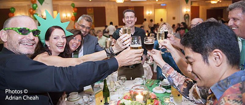 Ireland ~ Penang: Bridging Friendships book launch
