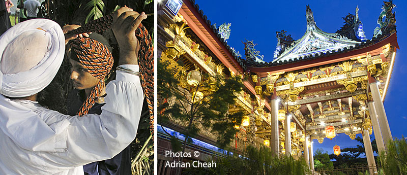 Penang's culture and heritage © Adrian Cheah