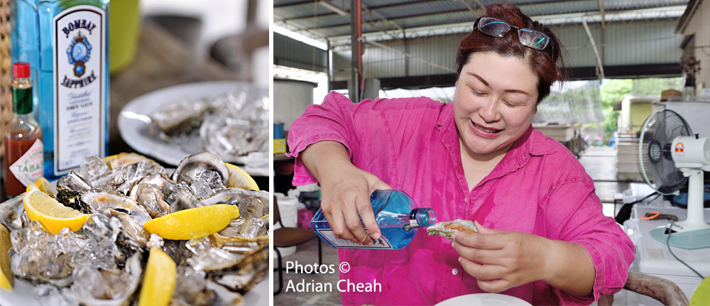 Penang oyster farm © Adrian Cheah
