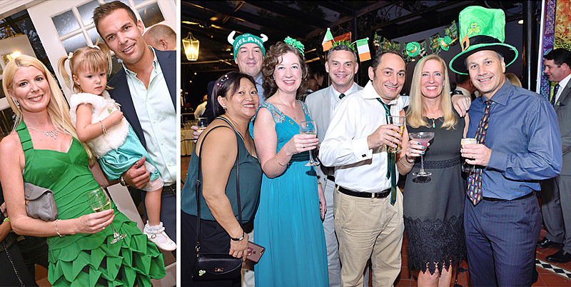St Patrick's Ball in Penang