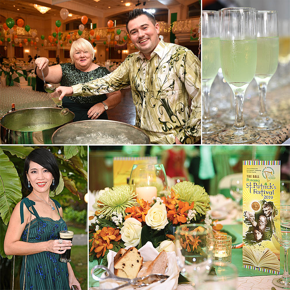 PIA 2019 St. Patrick's Ball © Adrian Cheah